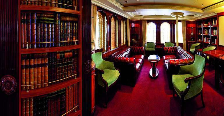 Librairie Edwardian