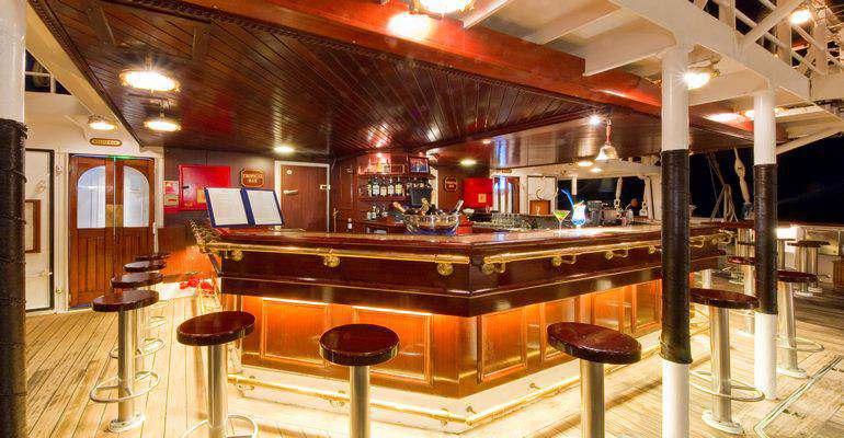 Bar Extérieur Tropical