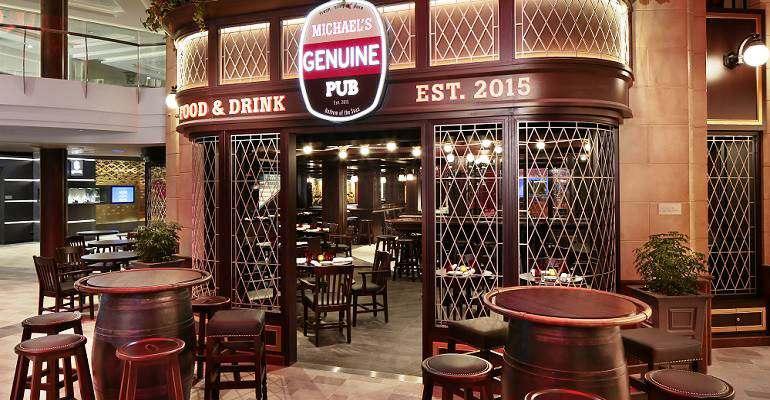 Michael's Pub