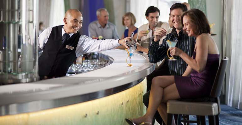 Martini Bar
