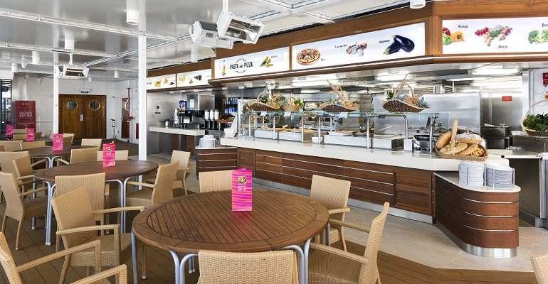 Le Vele Cafeteria