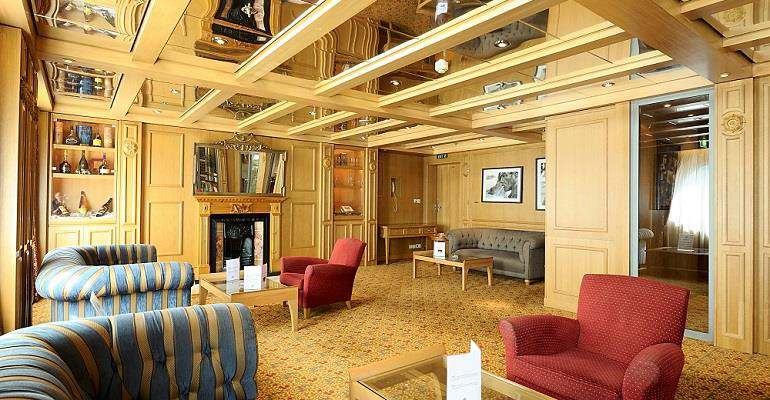 Ambassador Cigar Room