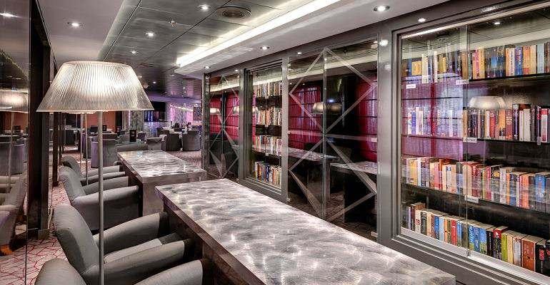 Sinfonia Lounge & Bibliothèque