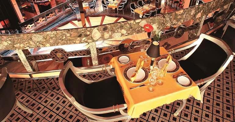 Restaurant Club Medusa