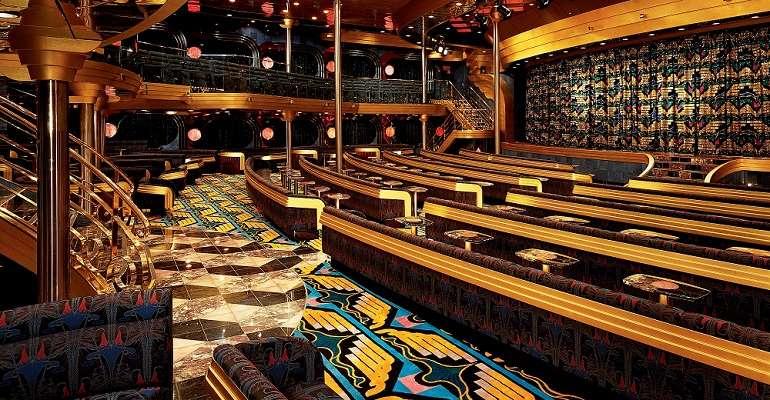 Blue Sapphire Lounge