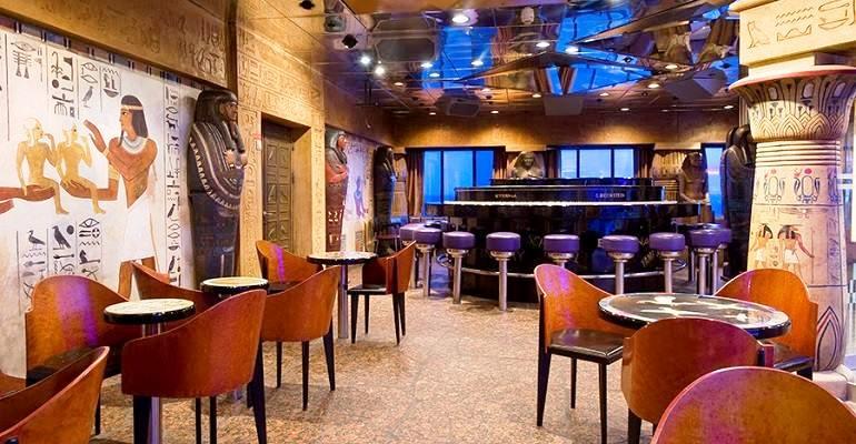 Cleopatra Piano Bar