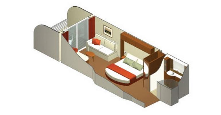 Cabine Aqua Class - A1
