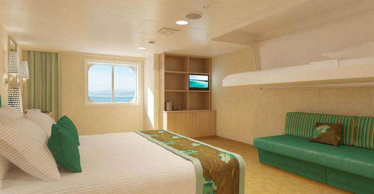 Cabine de spa avec vue mer - 6S