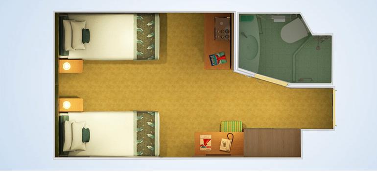 Cabine de spa intérieure - 4S