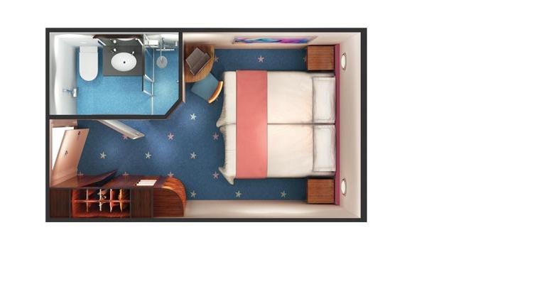 Cabine intérieure ( Milieu) - IF