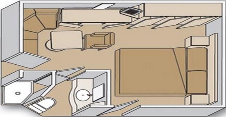 Cabine intérieure - K