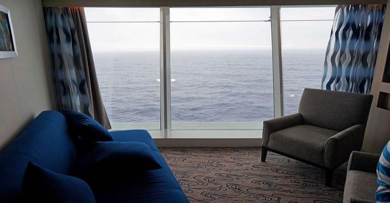 Suite panoramique vue mer - VP
