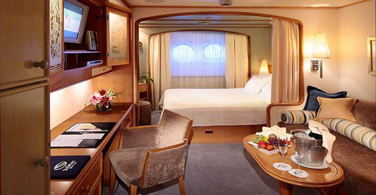 Deck 2 Stateroom - SY2