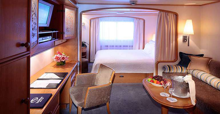 Deck 4 Stateroom - SY4
