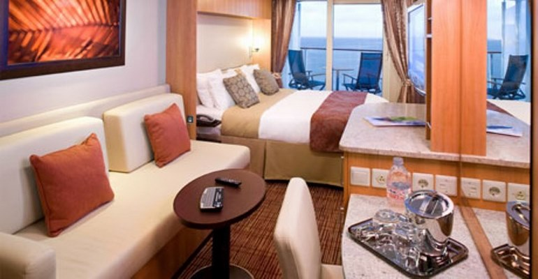 Dlx Ocean View Stateroom - 2B