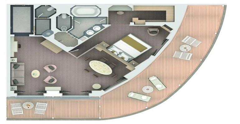 Grande Suite - G1