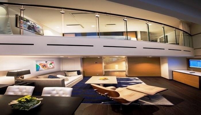 Grande Suite Loft avec Balcon - GL