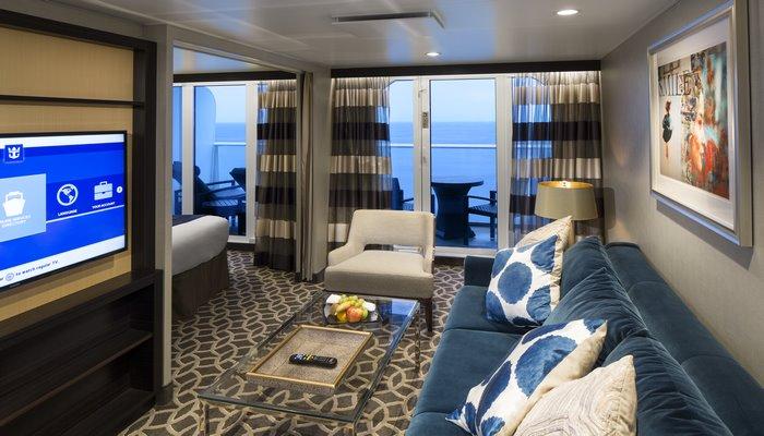 Grande Suite Supérieure Balcon - SG