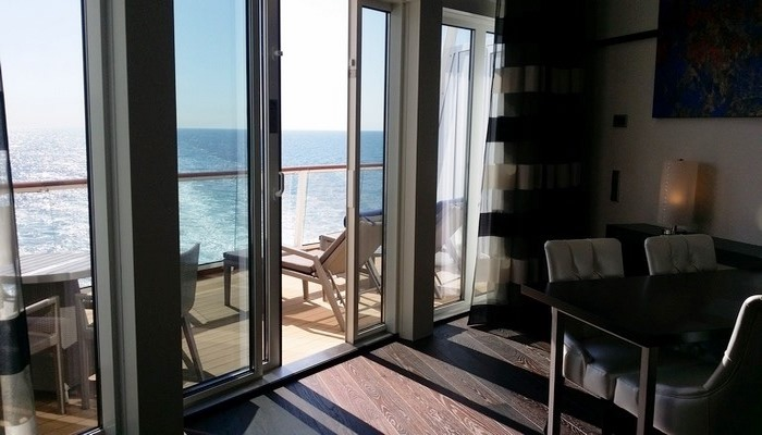 Junior Suite avec grand Balcon - J1