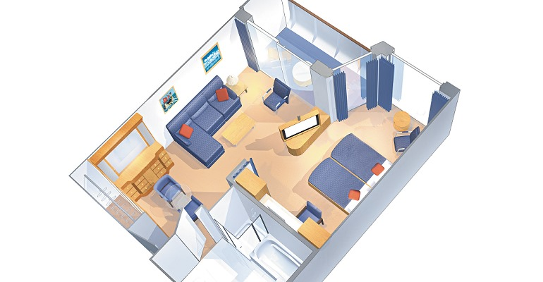 Owner's Suite - 2 Chambres - OT