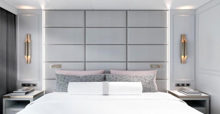 Penthouse Suite avec balcon - PS