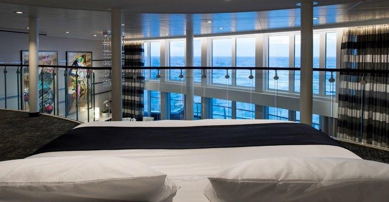 Royal Loft Suite avec Balcon - RL