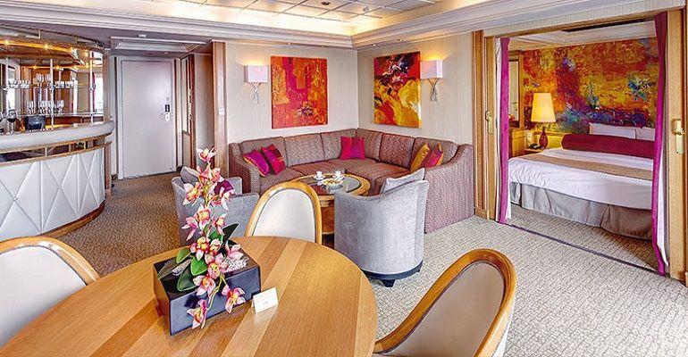 Royal Suite avec Terrasse - RS