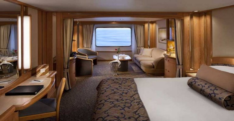Seabourn Suite - A1