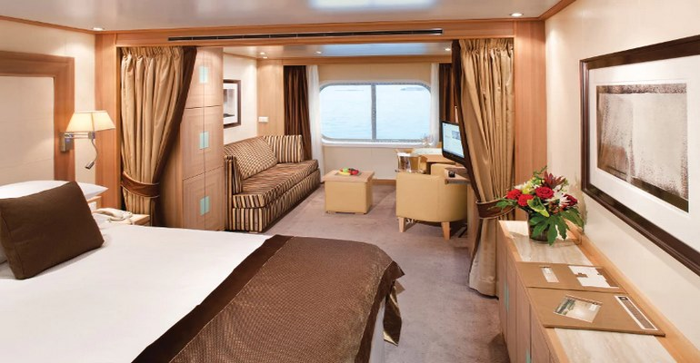 Seabourn Suite - A