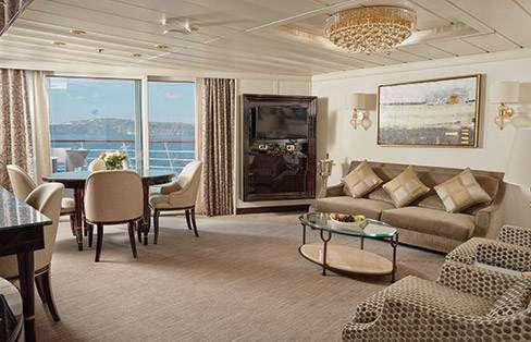 Seven Seas Suite (Aft) - SS