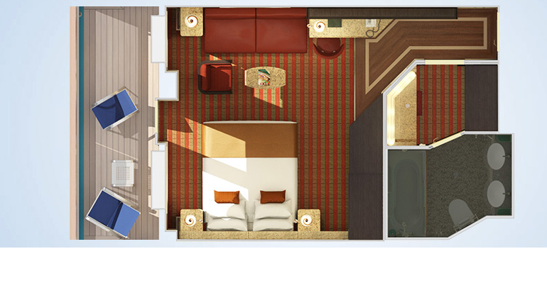 Spa Suite - SS