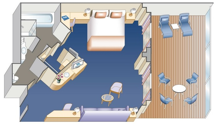 Suite - S8