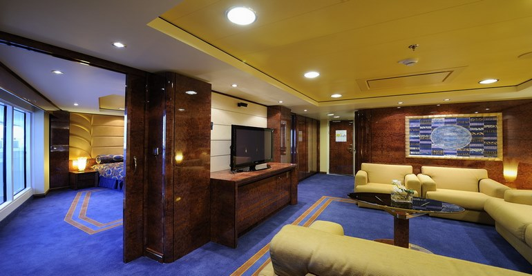 Suite Yacht Club Royal - YC3