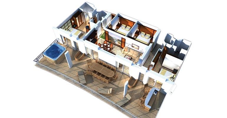 Villa Suite - VS