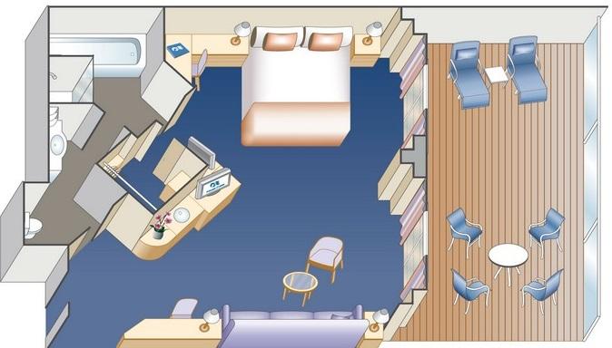 Vista Suite - S6