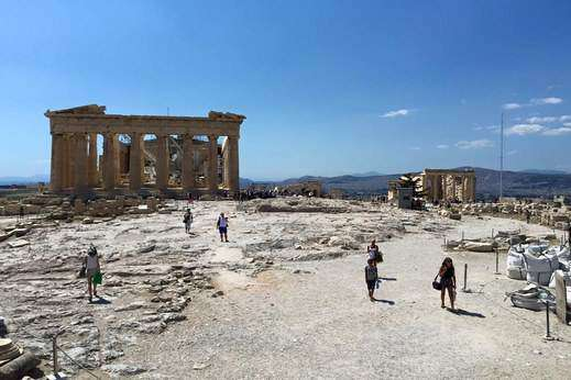 Le Pirée/Athènes