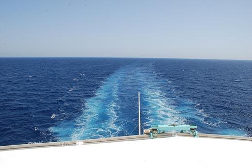 Navigation dans le Détroit de Messine