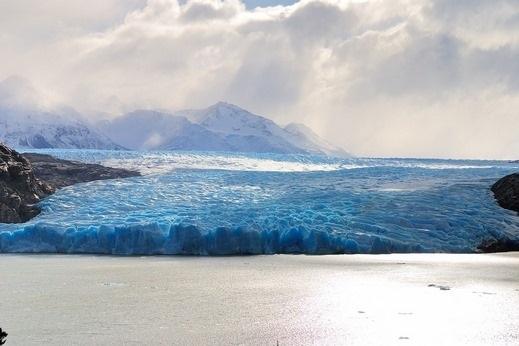 Glacier Pío XI