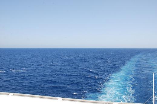 Navigation dans le Golfe d'Oman