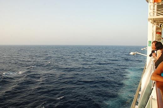 Navigation dans le Golfe du St Laurent