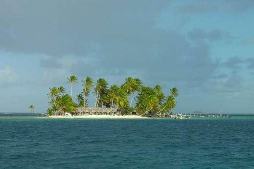 Ile San Blas