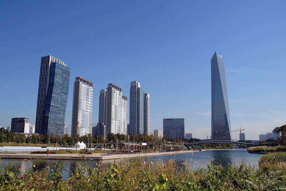 Incheon/Séoul