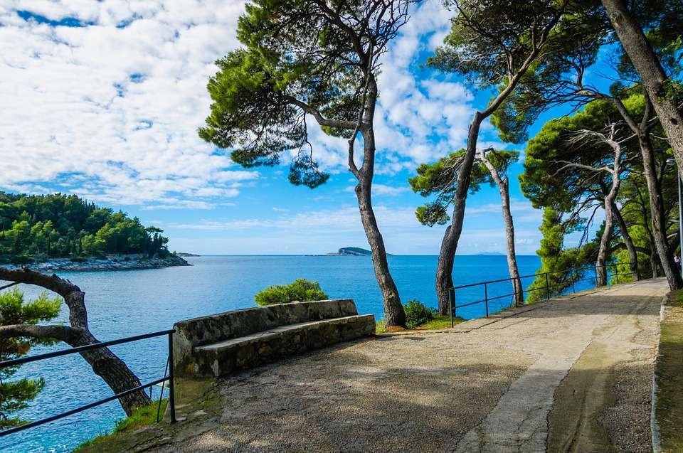 Navigation en mer Adriatique