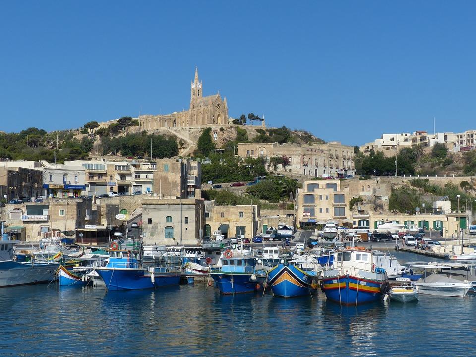 Mgarr/île de Gozo