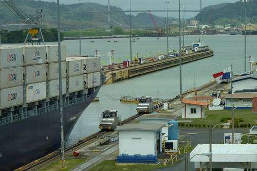 Passage du Canal de Panama