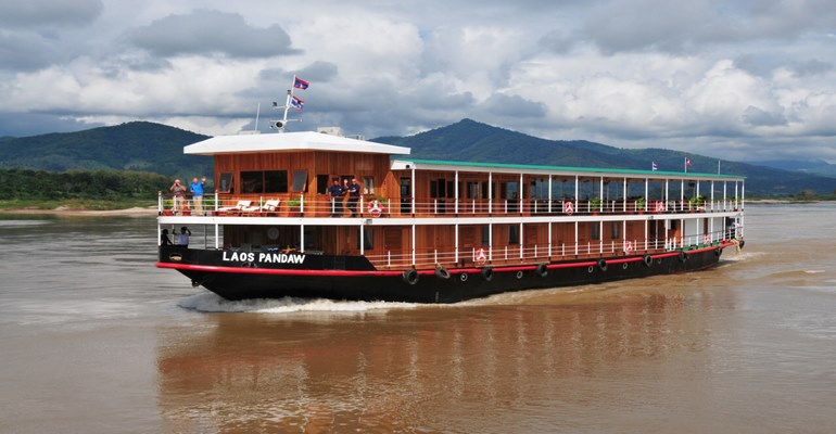 Laos Pandaw (RV)