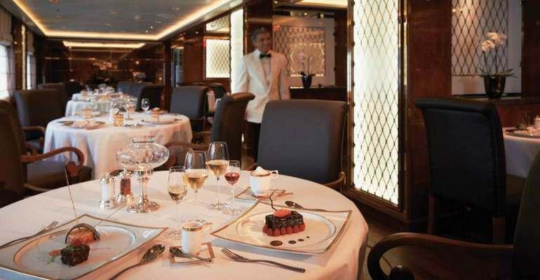 Restaurant Le Champagne