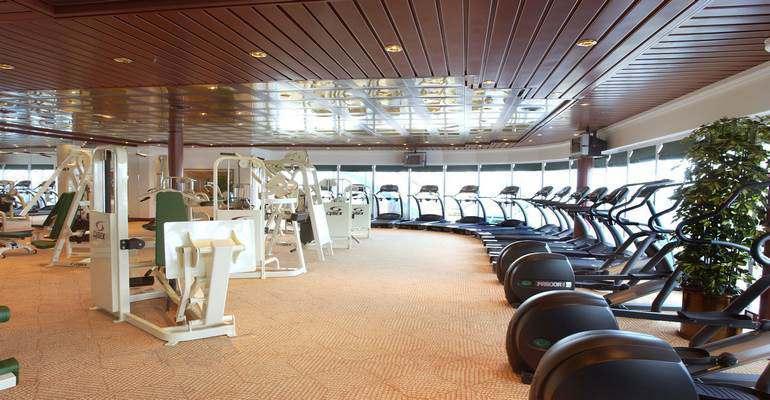 l'espace gym et fitness