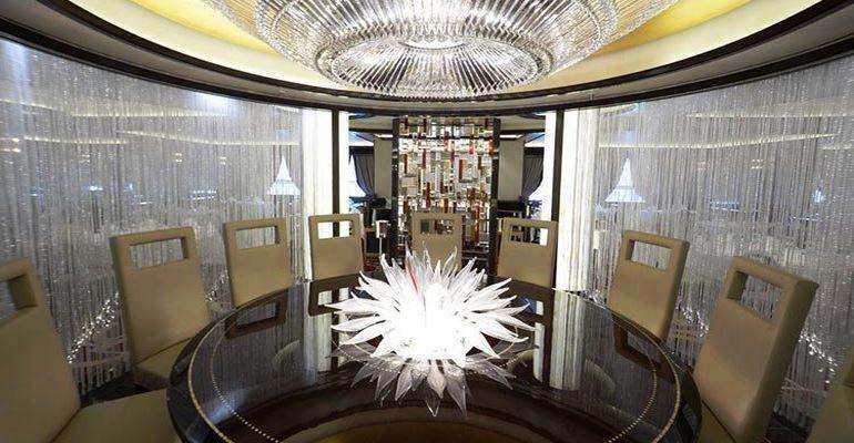 Allegro Dining Room