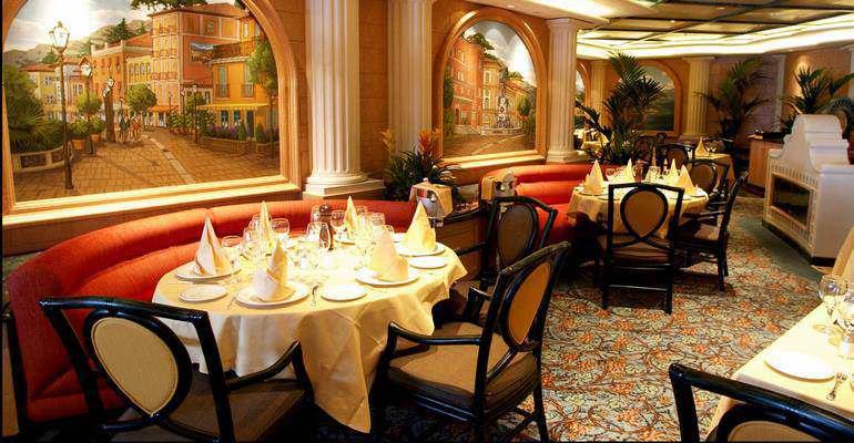 "Le restaurant ""Vivaldi"""